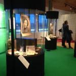 Utställningsmontrar för Kvinnohistoriska Museet i Umeå