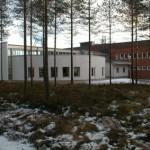 Astra Umeå. Tillbyggnad.